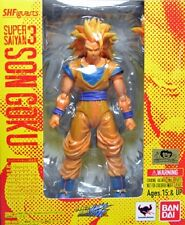 New Bandai S.H.Figuarts Dragon Ball Son Goku Super Saiyan 3 PAINTED