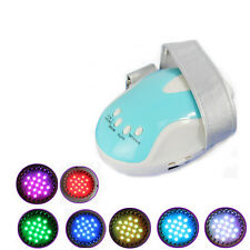 7 Colors Photon LED Skin Rejuvenation Ion Microcurrent Acne Wrinkle Spot Removal