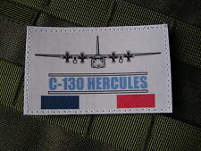 Patch Velcro - C 130 HERCULES - FRANCE pilote TAP AIR
