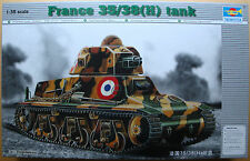 TRUMPETER® 00351 France Hotchkiss 35/38(H) Tank in 1:35