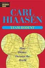 Team Rodent by Carl Hiaasen (Paperback, 1998)