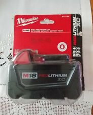Milwaukee M18 Battery 48-11-1828 Brand New!