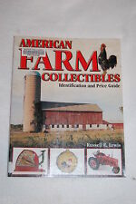 American Farm Collectibles by Russell E. Lewis (2004 Paperback) ID & PRICE GUIDE