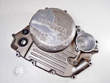 86 HONDA XR250R RIGHT SIDE CLUTCH COVER HOUSING