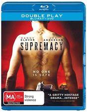 Supremacy (Blu-ray, 2015) starring Danny Glover   Ex-Rental