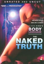 Zalman King's Body Language: The Naked Truth DVD NEW Unrated, Uncut