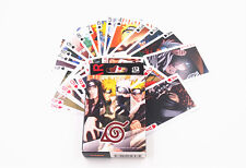 Naruto Shippuden Figure Character Playing Cards Deck Poker Toy New In Box