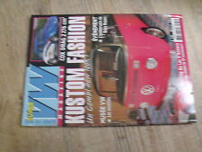 $$ Super VW Mag N°203 Combi Buggy Cox Carmann... Poster 4 pages