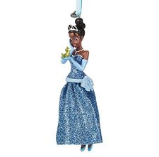 Disney 2016 Tiana Tia The Princess and the Frog Sketchbook Christmas Ornament
