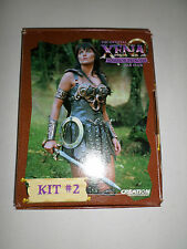 Xena Warrior Princess - Fan Club Box Kit #2 - Chakram Newsletters 5-8 VHS