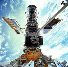 REPAIRING THE HUBBLE SPACE TELESCOPE FLIGHT STS 103 8x10 PHOTO PICTURE IMAGE