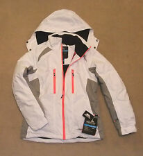 NEW TRESPASS ADELENA  LADIES SKI  JKT (SMALL)  WHITE