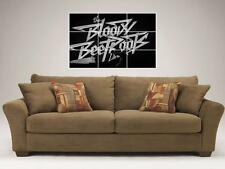 "THE BLOODY BEETROOTS MOSAIC 35""X25"" INCH WALL POSTER SIR BOB DJ DANCE EDM"