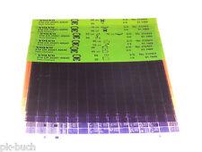 Microfich Ersatzteilkatalog Volvo LKW F 10 CH 25001 - 40640 Stand 01/1989
