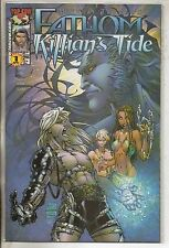 Image Comics Fathom Killians Tide #1 April 2001 Blue Variant Top Cow NM