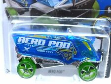 HOT WHEELS VHTF INTL C CASE 2016 X-RAYCERS AERO POD