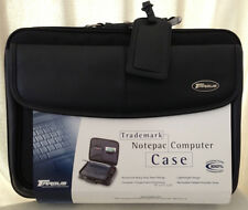 "NEW Targus CTM300 Trademark Computer Notepac PLUS Case Inner Size 15x11x2.5"" NWT"