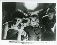HENRY THOMAS STEVEN SPIELBERG E.T. THE EXTRA-TERRESTRIAL 1982 VINTAGE PHOTO #3