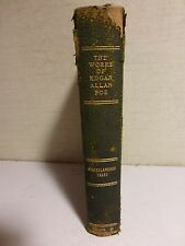 The Works of Edgar Allan Poe ~ CENTENARY EDITION 1908, Volume 3 Only B68