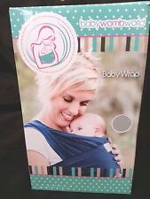 Baby Sling Wrap Carrier for newborns, perfect child carrier for a parent! Gray