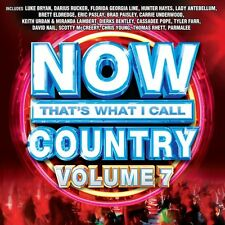 Various Artists - Now That's What I Call Country 7 / Various [New CD]