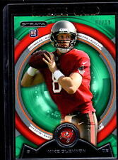 2013 STRATA MIKE GLENNON BUCCANEERS ROOKIE SERIAL #ED 2/10