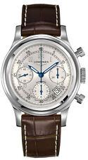 NEW LONGINES HERITAGE 1951AUTO CHRONO L27454732 LIMITED EDITION FREE SHIPPING