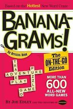 Bananagrams: The On-the-Go Edition (600 Puzzles) Joe Edley