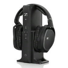 SENNHEISER RS 175 DIGITAL WIRELESS HEADPHONES+CIRCUMAURAL+CLOSED+SURROUND MODES