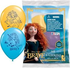 BRAVE Disney Merida latex balloons perfect for your birthday party!