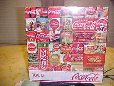 """Coca-Cola NEW Springbok """"It's The Real Thing"""" Puzzle"""