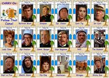 Carry on Follow that Camel movie trading cards