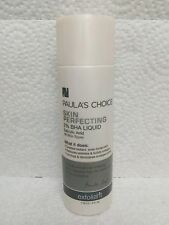 Paula's Choice Skin Perfecting 2% BHA Liquid w/Salicylic Acid Exfoliant 4 oz NEW