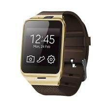 Bluetooth Smart Watch phone GSM NFC Camera Waterproof wristwatch for Samsun &
