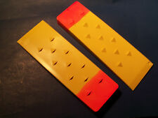 """NEW FORESTER 10"""" BUCKING/FELLING WEDGES   2 PACK FREE SHIPPING"""