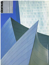 Domus Magazine No. 863 - October 2003 Italian Architecture and Design
