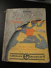 Géographie de la France et du Monde - 1950