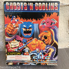 Ghost'n Goblins BIG BOX Atari St 520 1040 Capcom