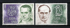 Spain Stamps - 1980 Europa Set Of 2 In Mint Condition