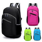 Lightweight Folding Outdoor Sports Backpack Bag Camping Hiking Travel Daypack