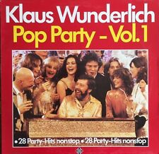 Klaus Wunderlich - Pop Party - Vol.1 - Vinyl LP 33T