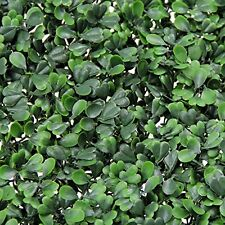 6 PCS 20''x20'' Inches Faux Boxwood Privacy Fence Screen Greenery Privacy Panel