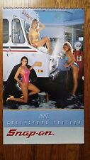 Vintage Snap-On Tools Pin-Up Girl Calendar 1987 Collectors Edition - NOS NEW