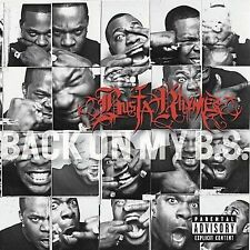 Back On My B S -  Busta Rhymes . CD DVD NEW & SEALED - SHIPS FROM THE US!