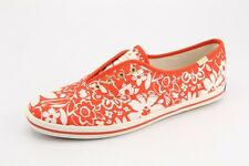 NEW Kate Spade for Keds Champ Red Laceless Sneakers sz 8.5 S287699FRNMFVFYN