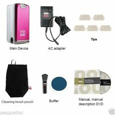 NO!NO! Pink Permanent Hair Removal System Epilator Shaver Shaving NO NO