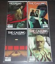 The Calling: Cthulhu Chronicles #1-4 ~ 4 ISSUE LOT ~ 2010 (9.0) WH