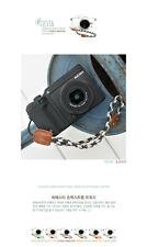 Ciesta Fabric Choco Mocha Wrist Strap Twisy for Camera Smartphone Nintendo PSP
