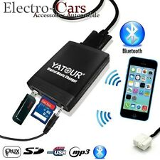 INTERFACE BLUETOOTH AUDIO MP3 USB SD AUX AUTORADIO COMPATIBLE HONDA ACCORD