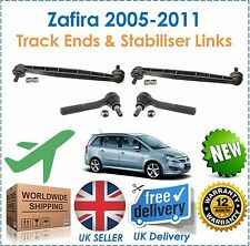 Vauxhall Zafira B MK2 05 11 Front Outer Track Rod Ends & Stabiliser Drop Links!!
